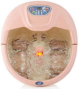 8.ArtNaturals Foot Spa Massager