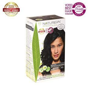 Naturigin Organic 100% Permanent Hair Colour