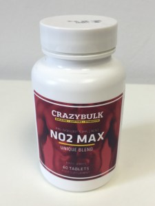 NO 2 Max Nitric Oxide Booster