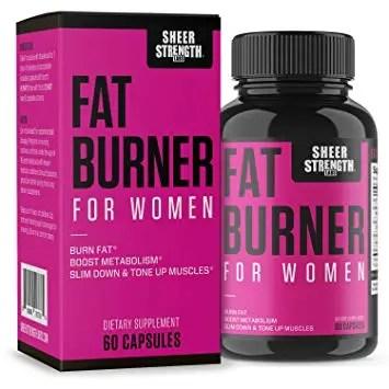 Sheer Fat Burners For Women 2.0