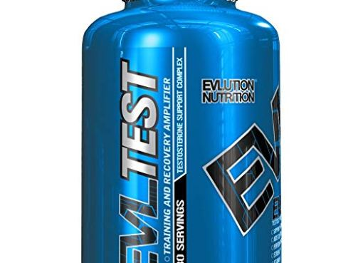 Evlution Nutrition Testosterone Booster – Review