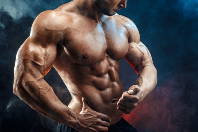 Healthy Testosterone Booster