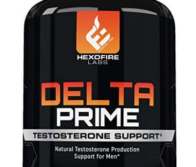 Delta Prime Testosterone Production Support