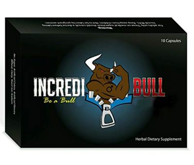 INCREDIBULL - Male Performance Amplifier