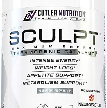 SCULPT Fat Burner Diet Pills Review