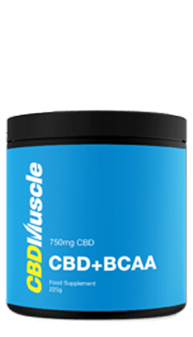 Full Strength 4% CBD+BCCA Formula