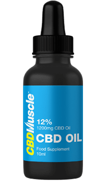 Extra Strength 12% CBD Recovery Oil