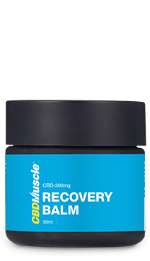 Full Strength 300MG CBD Recovery Balm