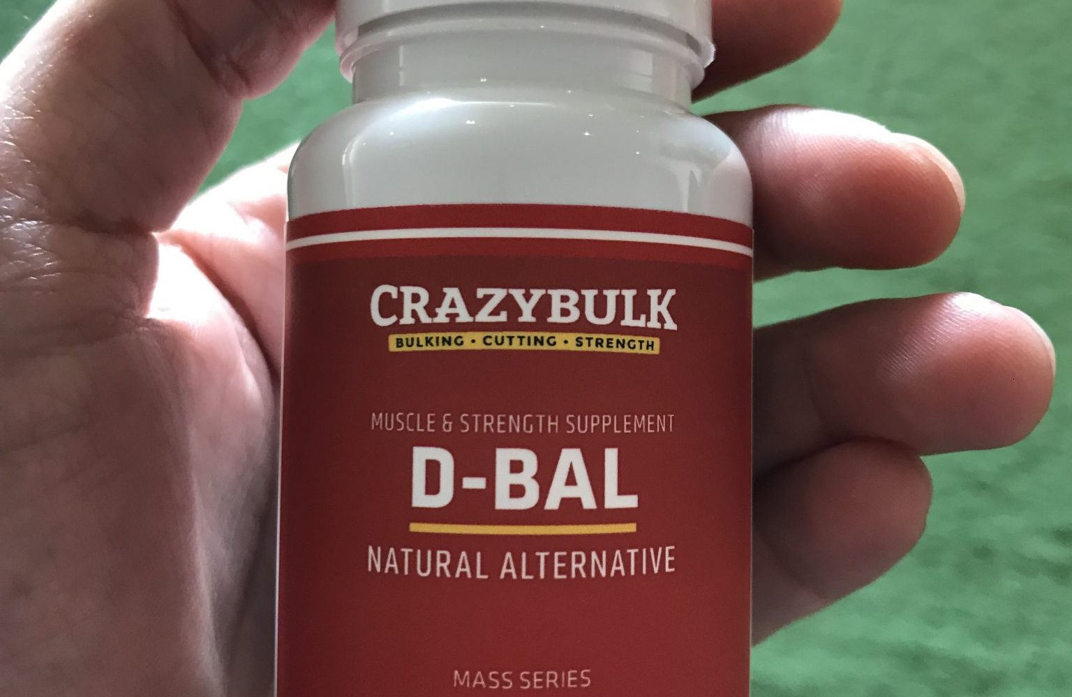Dianabol Alternative With No Side Effects – Dbal – Does It Work?