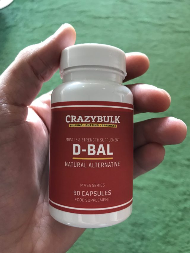 D-bal Legal Dianabol