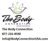 Body Connection onsite Spa Services