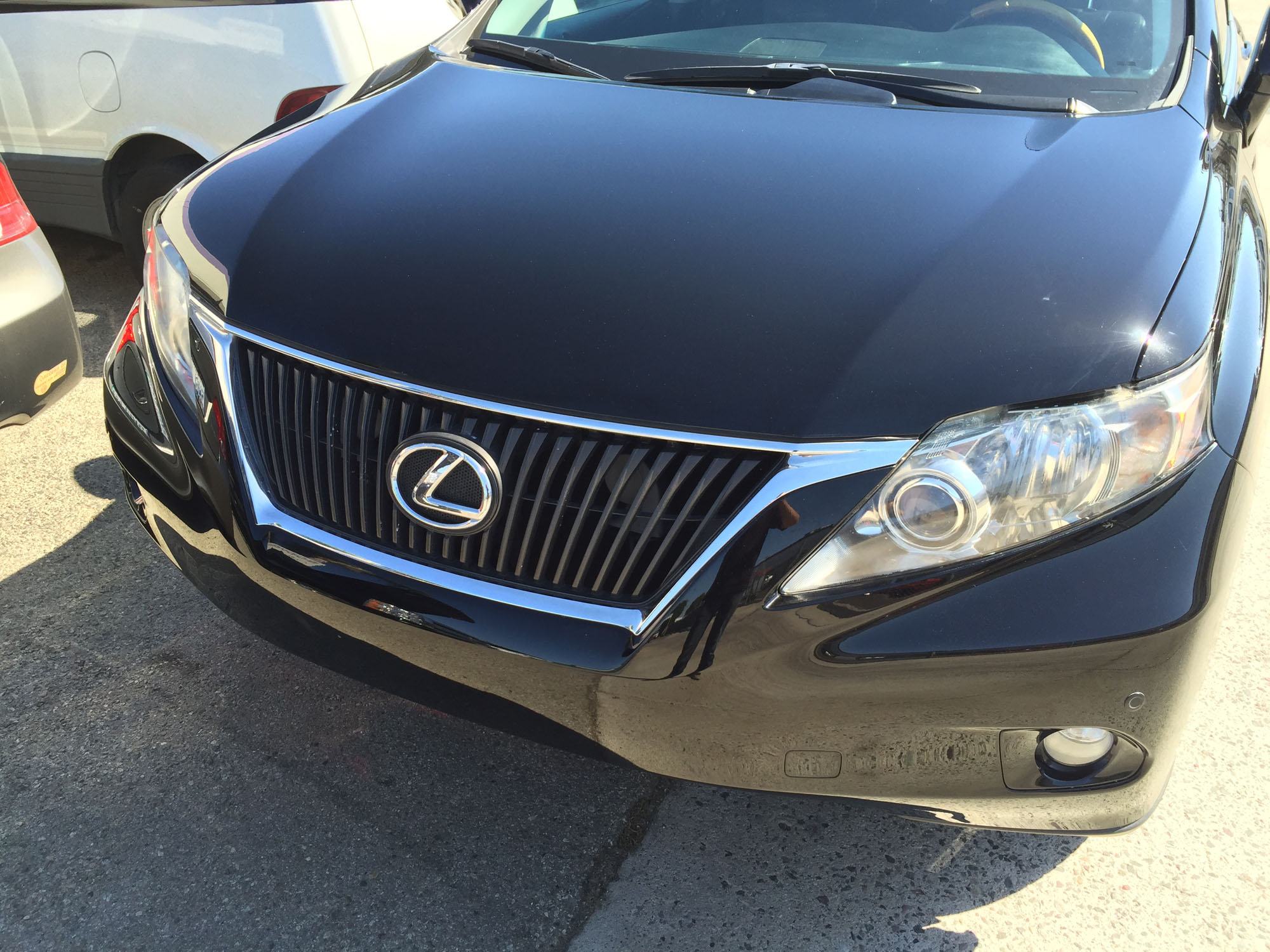 2011 Lexus RX 350 – Body Craft OC