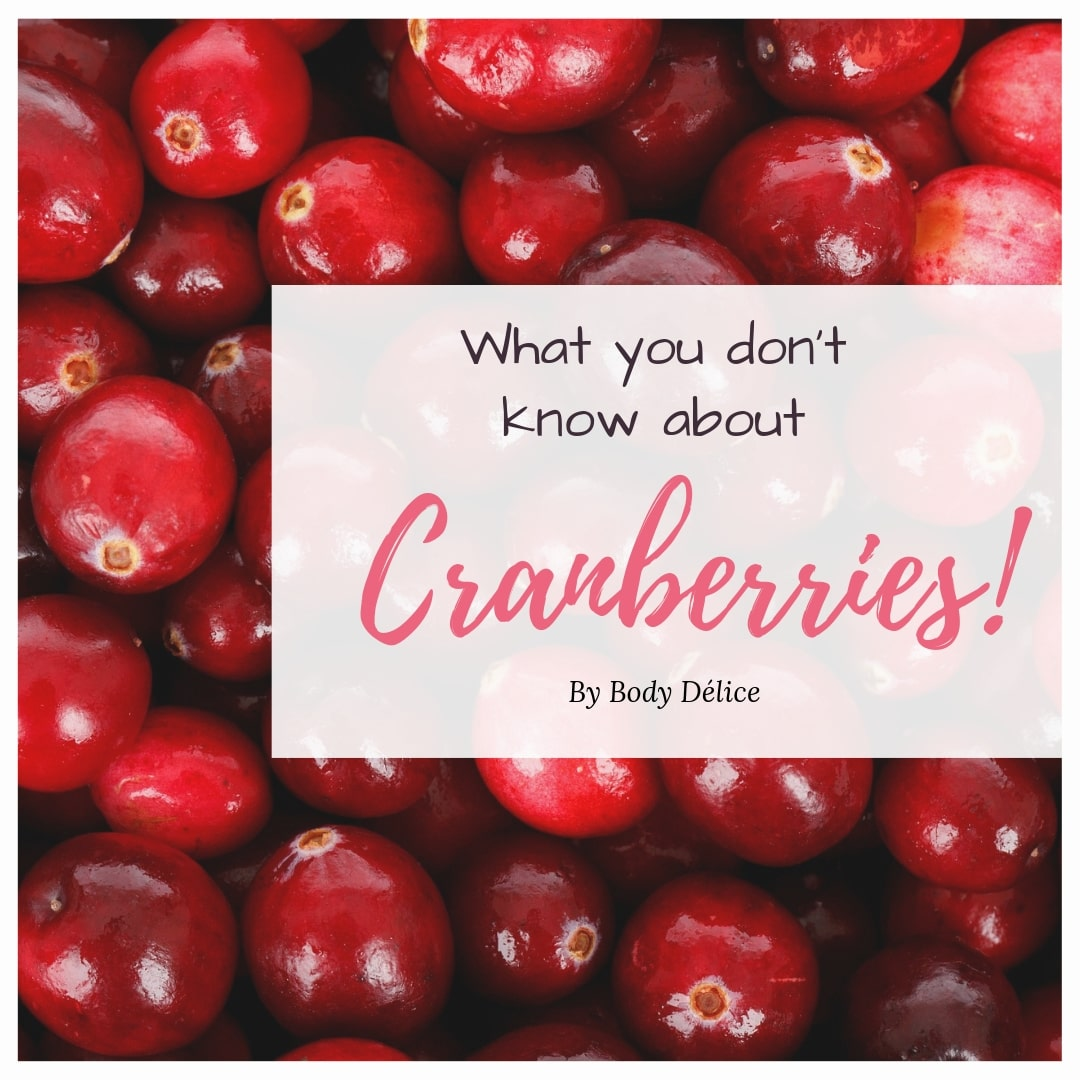 Main image Cranberries article