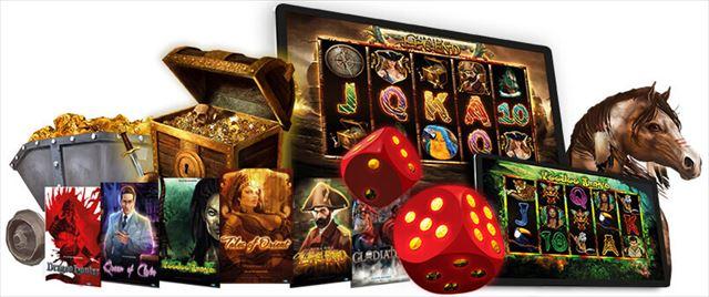 2000を超えるオンラインカジノ