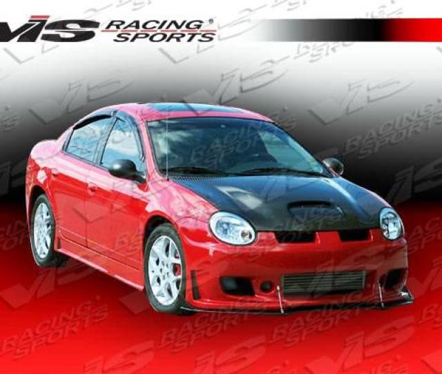Vis Racing Dodge Neon 4dr Vis Racing Tsc 3 Full Body Kit 03dgneo4dtsc3