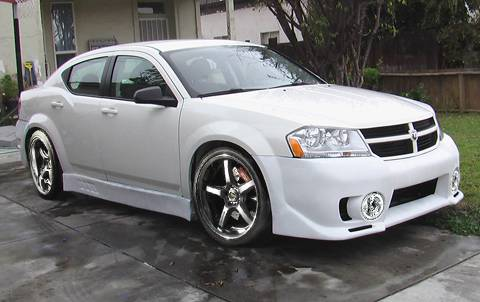 Shop For Dodge Avenger Body Kits And Car Parts On