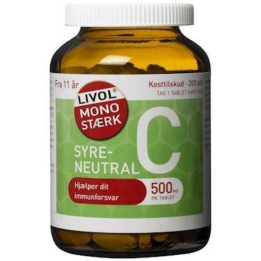 sund c vitamin