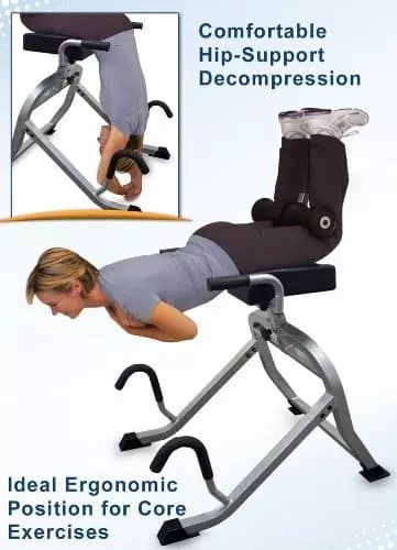 Teeter Dex Ii Decompression Machine Body Massage Shop