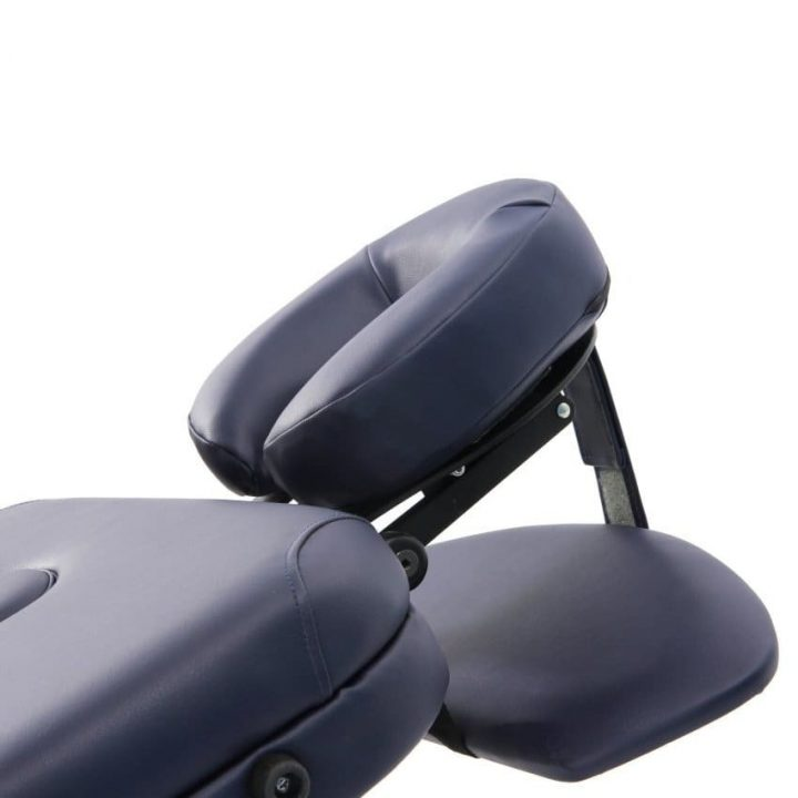 Affinity Power Therapist Portable Massage Table face cradle armrest