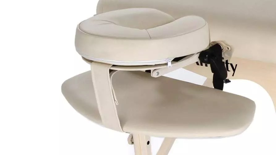 Affinity power therapist massage table package body for Mobile beauty therapist table