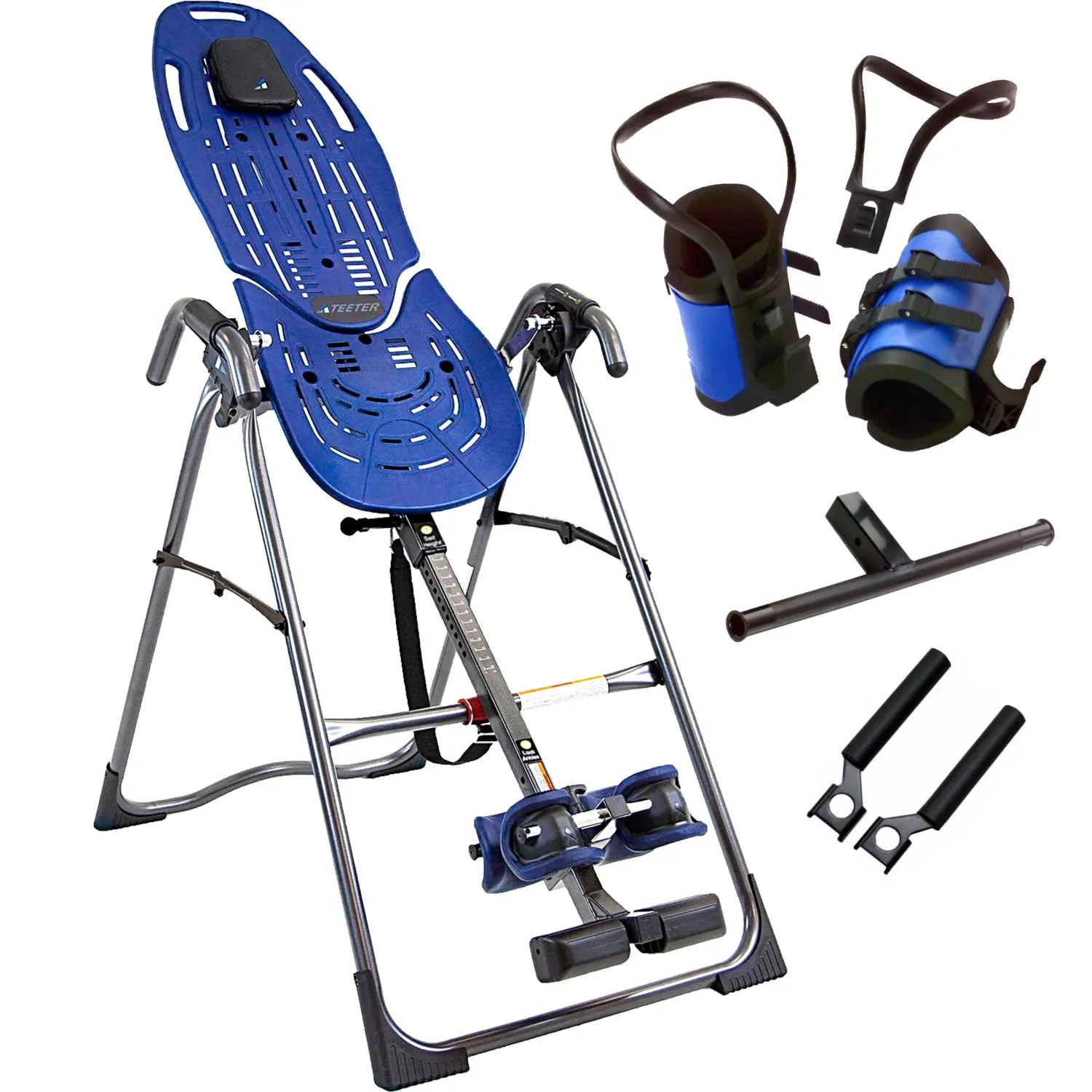 Teeter EP-560 Sports Inversion Table & Gravity Boots - Body Massage Shop