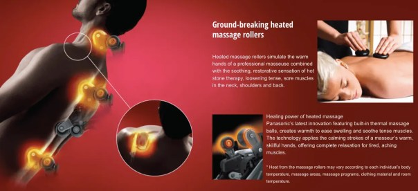 MA70 Heated Rollers