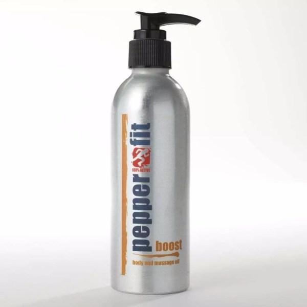 Pepperfit Boost Massage Oil