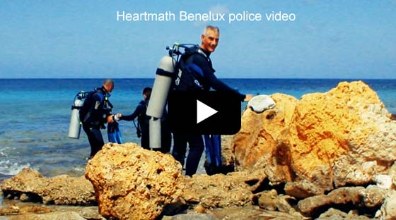 Benelux police video