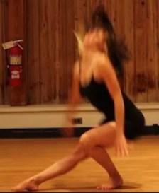 Zornitsa-Stoyanova in Not This Time - rehearsal photo