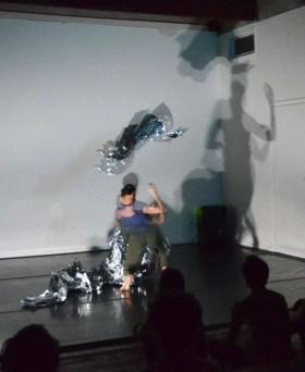 Dark Matter - video and live sound performance with Michael McDermott November 2015
