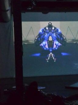 Dark Matter - video and live sound performance with Michael McDermott November 2015