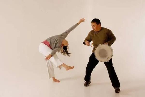 Zornitsa Stoyanova and Toshi Makihara improvisations