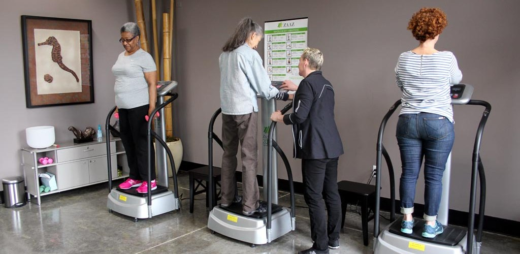 Full Body Vibration Machines in Portland