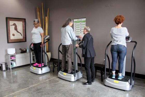 Full Body Vibration Machines in Portland