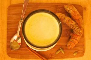 golden milk for cold and flu