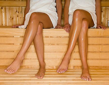 sweat for your health far infrared saunas