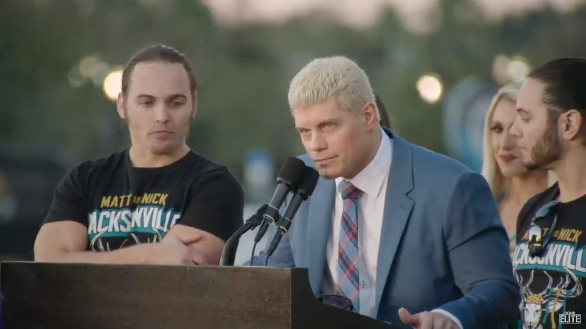 Image result for All Elite Wrestling Double or Nothing Rally