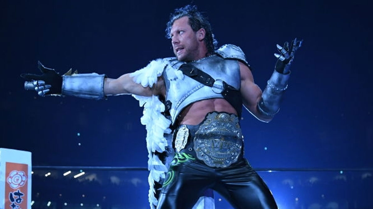 Kenny Omega Going With AEW Might Change NJPW's Decision Not