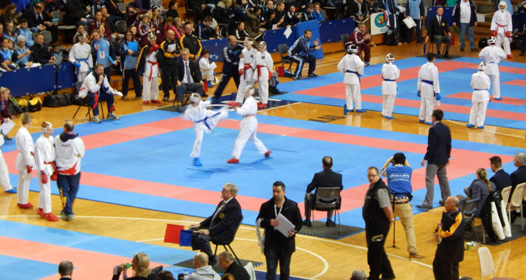 BodySmith Sponsored Karate Competition AKF Nationals 2015 South Australia