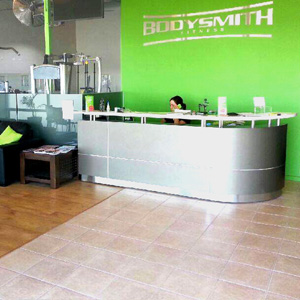 BodySmith Front Desk