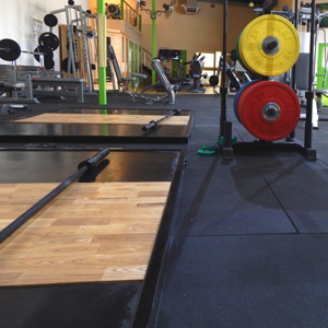 Weightlifting Platforms