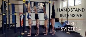 HANDSTAND INTENSIVE TRAINING IN BERN, SVIZZERA