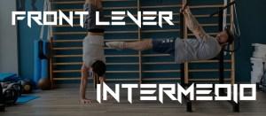 ALLENAMENTO SKILLS | FRONT LEVER LIVELLO INTERMEDIO