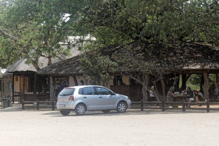 Rastplatz Tshokwane