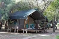 Safari-Zelt in Letaba (Kruger NP)