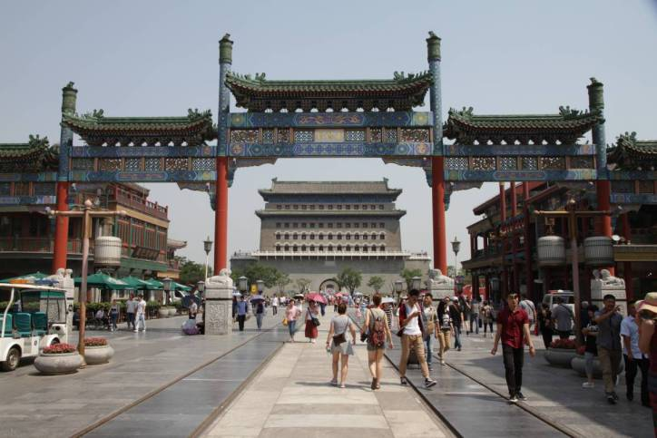 Tiananmen-Straße