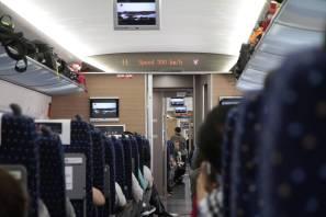 Hochgeschwindigkeitszug CRH380A