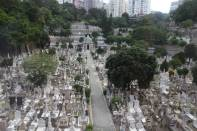 Colonial Cemetary