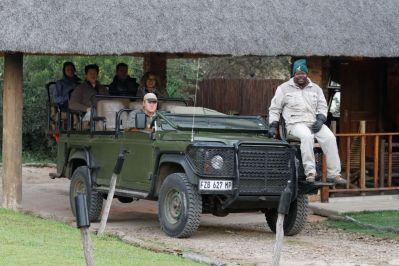 Gomo Gomo Lodge