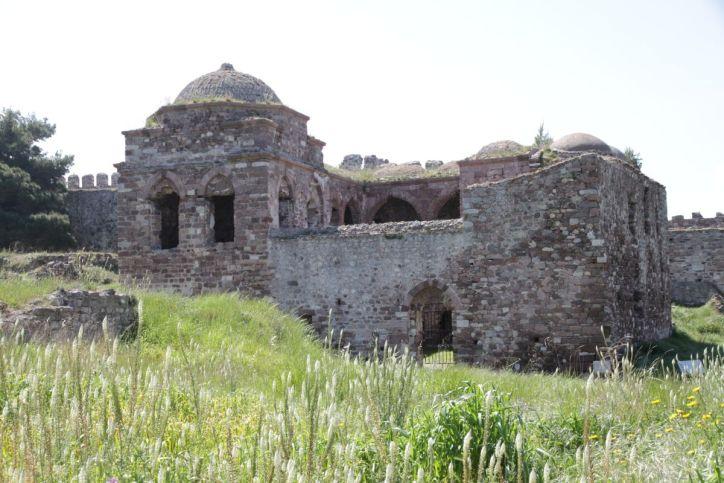 Burg von Mytilini